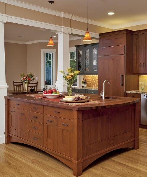 Oakland California Remodeler Custom Kitchens By John Wilkins Inc