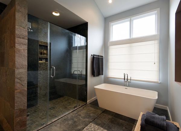 Sterling virginia remodeler denny gardner chrysalis for Award winning bathroom designs