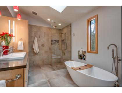Redmond Washington Remodeler Tenhulzen Remodeling Inc Custom Bath Remodeler
