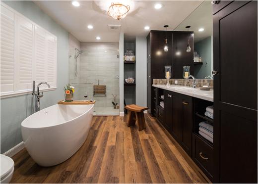 Walnut Creek California Remodeler Dreammaker Bath